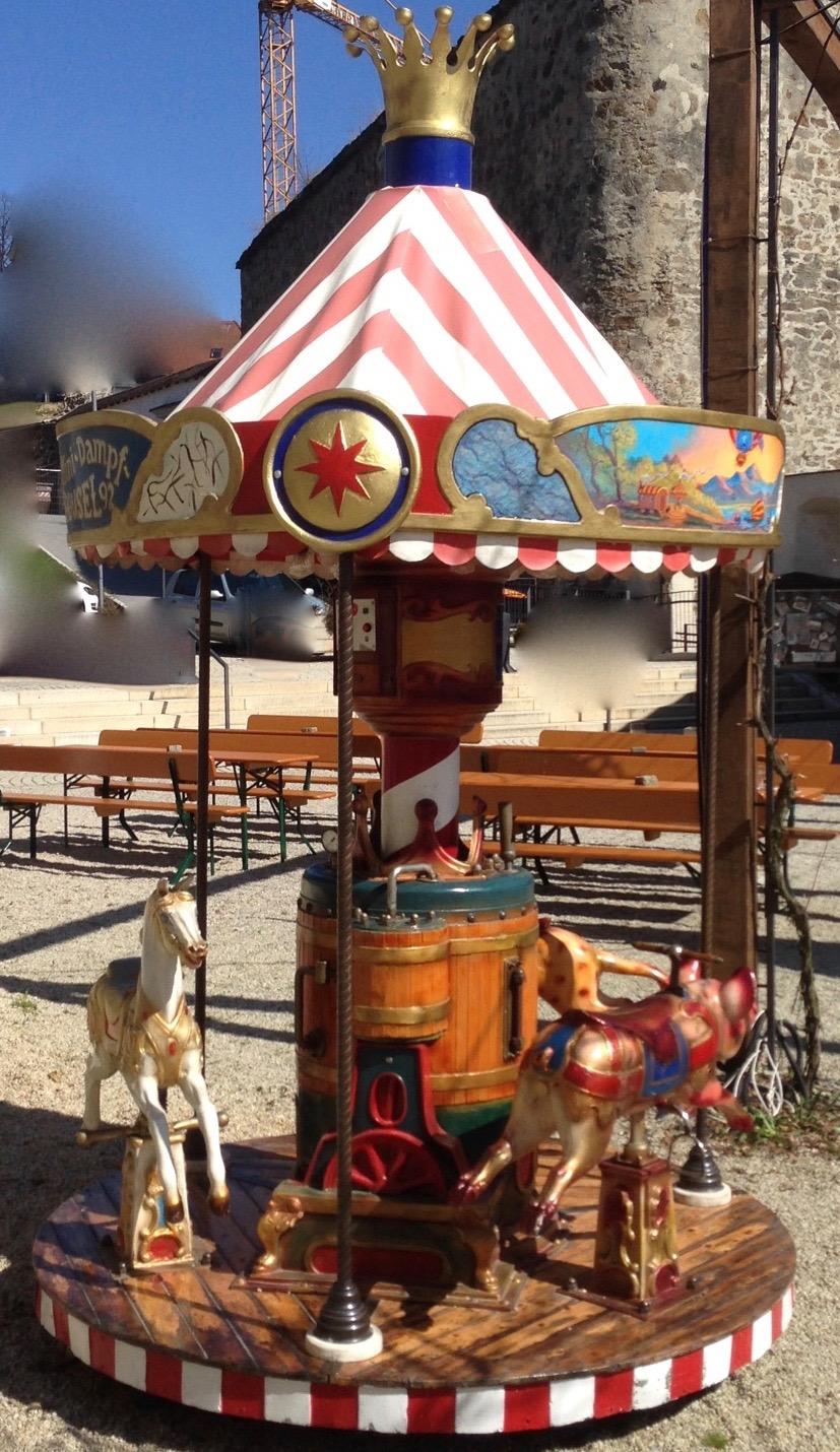 Kinderkarussell Pferde I Event Verleih Dresden