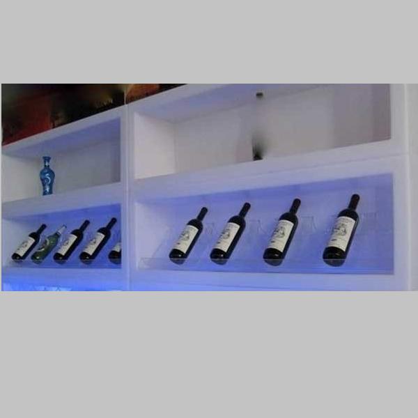 led bar wand regal 6 elemente i event verleih dresden. Black Bedroom Furniture Sets. Home Design Ideas