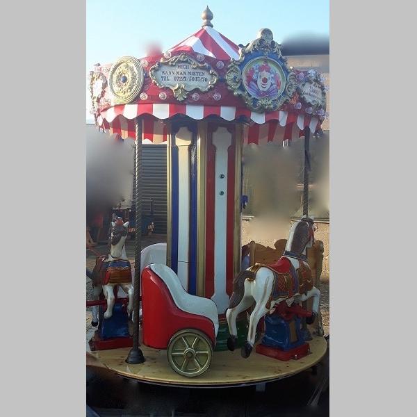 6 Sitzer Kinderkarussell I Event Verleih Dresden